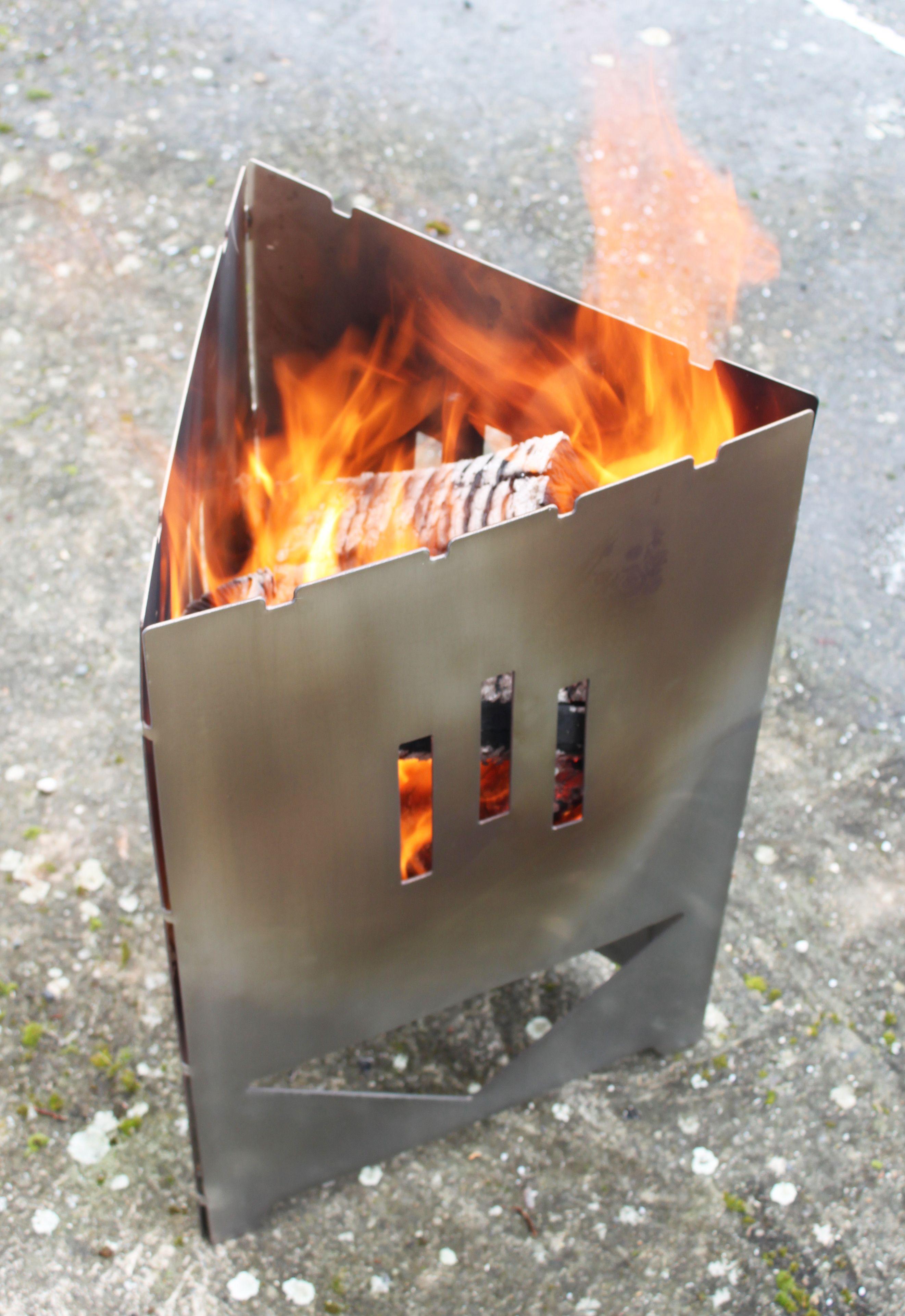 Design Edelstahl Schwedenfeuer Grill Schaschlik Feuerkorb Metall Feuerstelle Feuerschale An Dieser Feuerstelle Konnen Sic Feuerschale Feuerkorb Schwedenfeuer