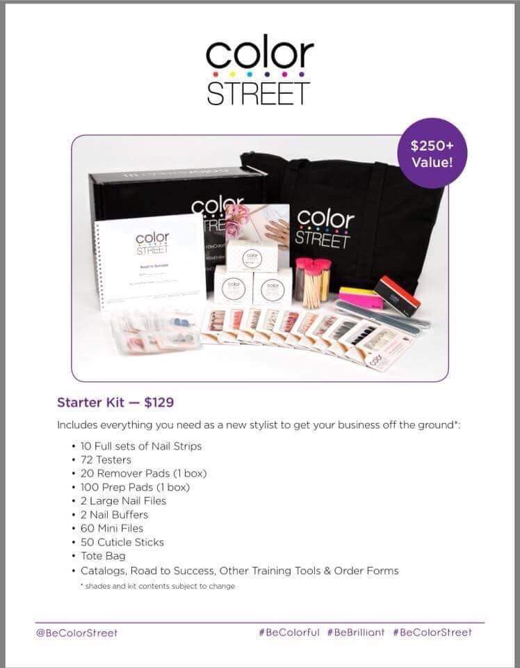 Join color street color street nails color street