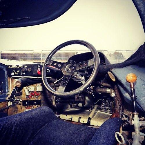 Porsche 917 Interior