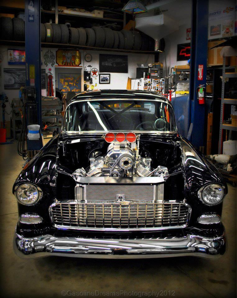 Pin by Anthounford on Tri Five Chevys 55 chevy, Chevy