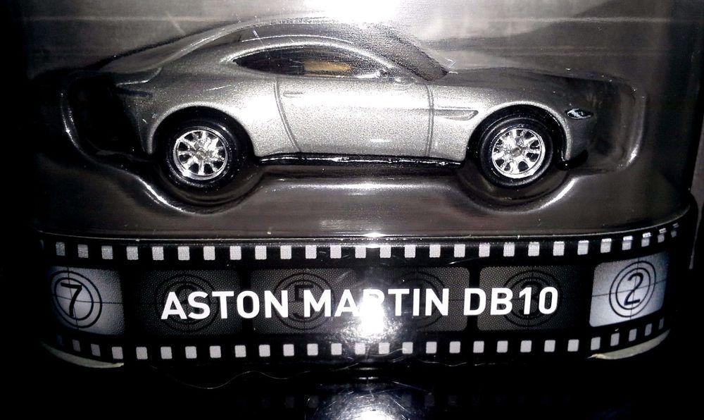 Hot Wheels 2016 Retro 007 Spectre 007 Aston Martin Db10 Aston Martin Db10 Aston Martin Hot Wheels