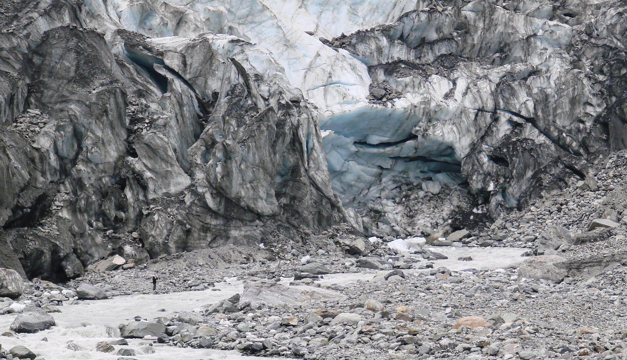 Fox Glacier by Carsten Ruthemann on 500px