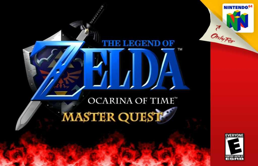 The Legend of Zelda: Ocarina of Time Master Quest is a