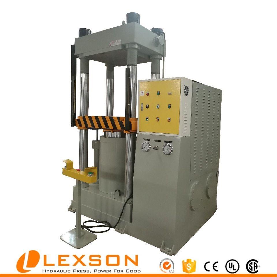 300 Ton Metallic Powder Press Machine Hydraulic Press Machine