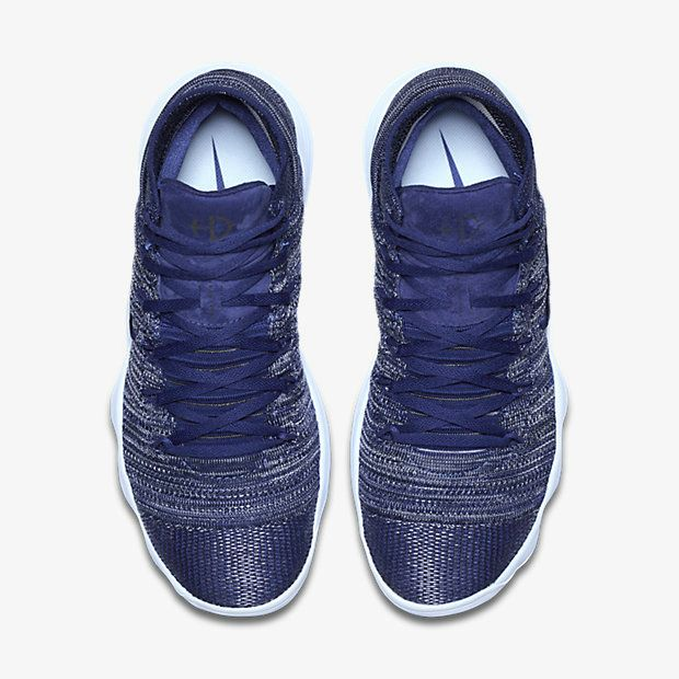 where to buy nike react hyperdunk 2017 flyknit college navy hydrogen blue deep royal blue mens