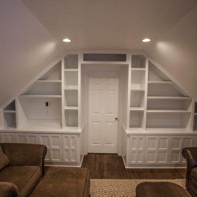 Wandschrank unterm dach wohnen - Wandschrank schlafzimmer ...