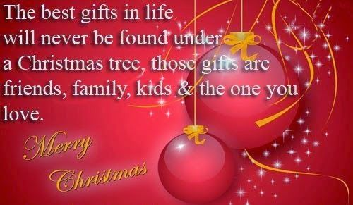 Send Merry Christmas quotes to say your heart touching wishes to friends and family … | Merry ...