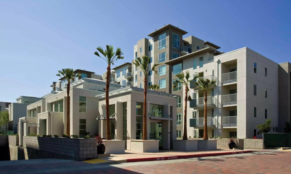 550 Moreland Apartments in Santa Clara Luxury HighRise