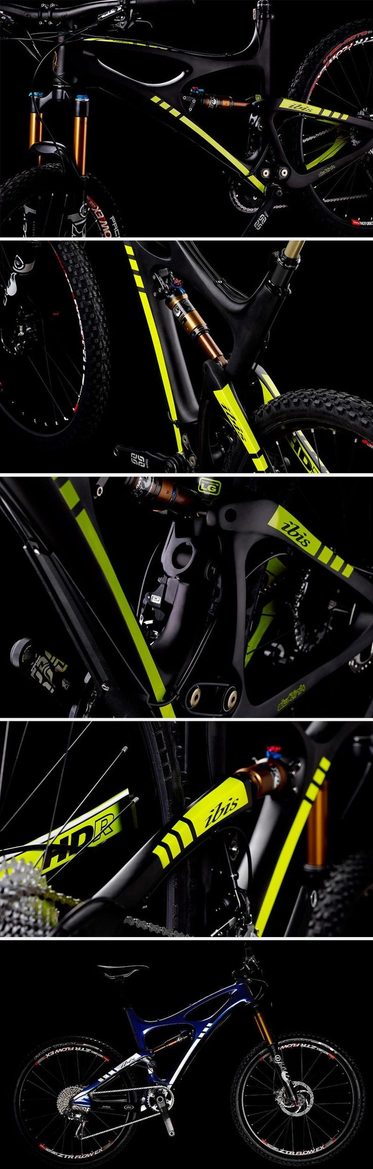 Ibis Mojo HDR mountain bike