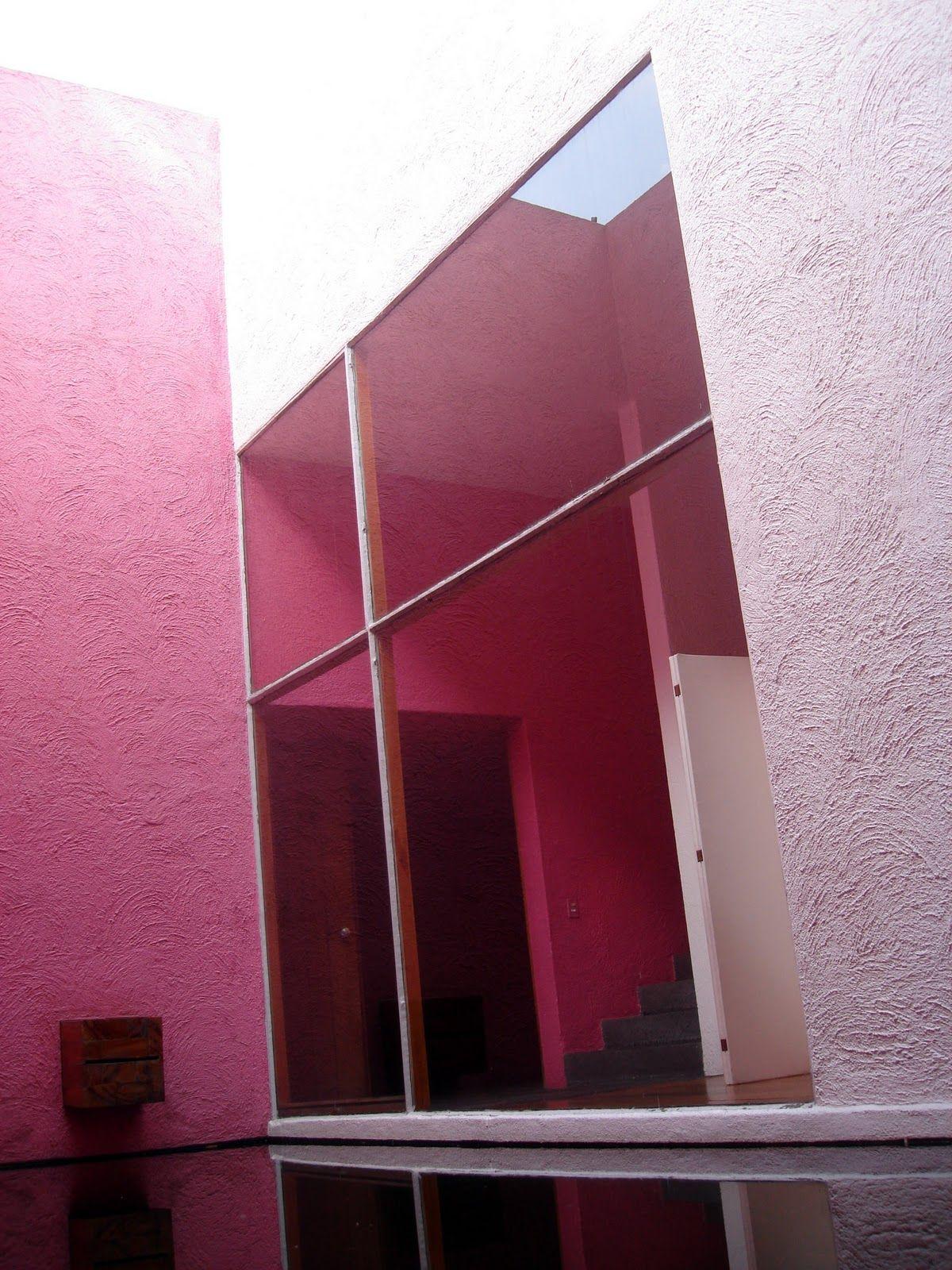 Luis barragan mexico city google search barragan for Idee casa minimalista