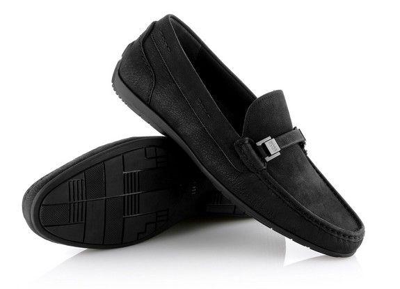 vraie qualité  meilleurs prix Mocassins noirs Hugo Boss   Chaussures en 2019   Hugo boss ...