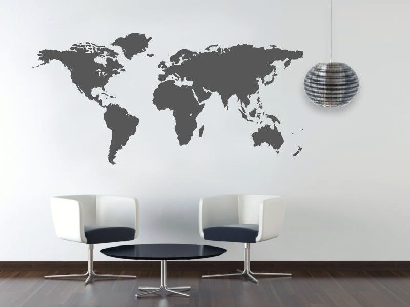 World map stencil stenciling wall stenciling and modern interiors buy world map stencil we take customize design also gumiabroncs Gallery