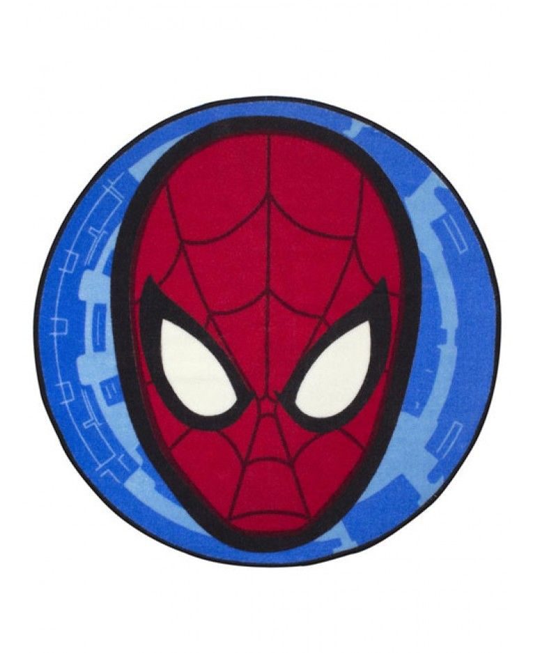This Marvel Spiderman Rug Makes A Great Addition To Any