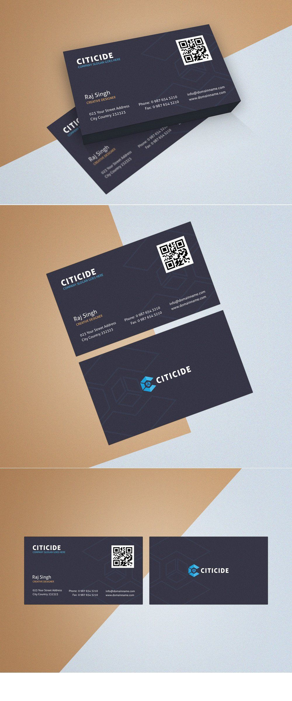 Free Business Card Templates Business Card Template Design And Mockup Psd Free O In 2021 Business Card Template Photoshop Free Business Card Templates Name Card Design