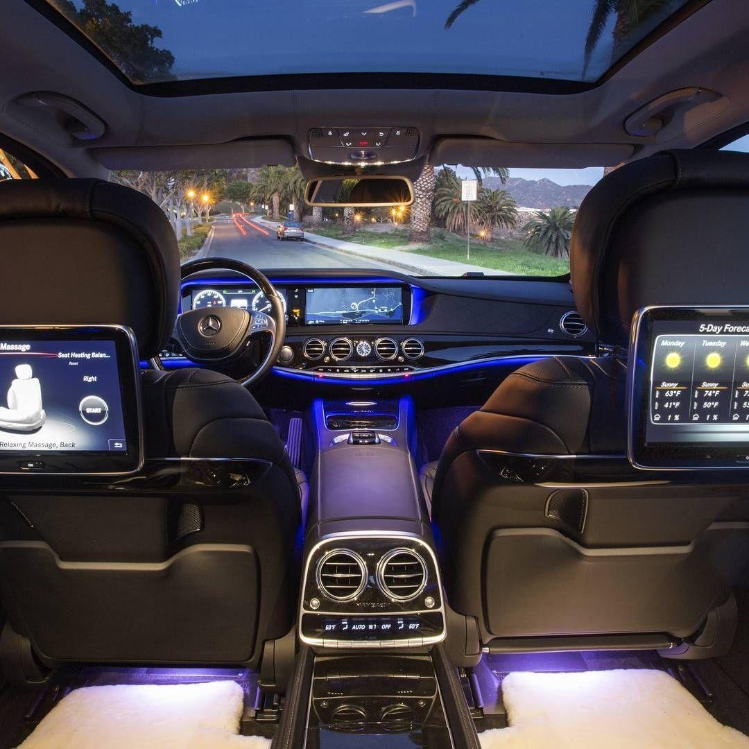 Mercedes-Maybach S 600 (Instagram @mbusa)