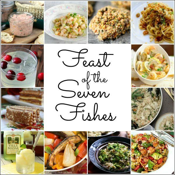 7 Fishes Christmas Eve Italian Recipes.Feast Of The Seven Fishes Italian Christmas Eve Dinner Menu