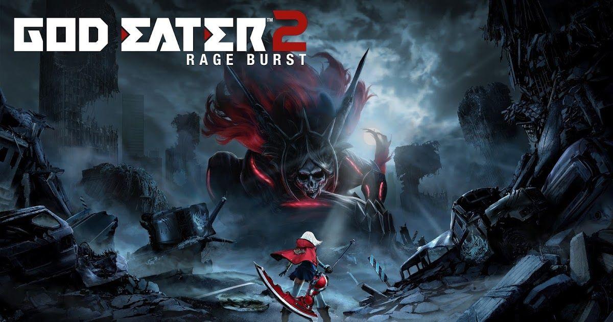 GOD EATER 2 Rage Burst PS4 Review ゴッドイーター, 情景, バースト