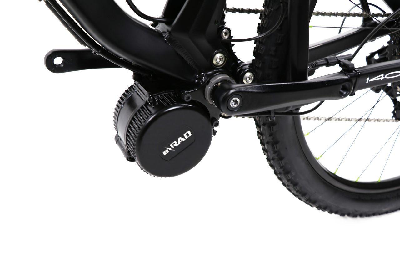 750w Mid Drive E Bike Conversion Kit 68 110mm Electric Bike