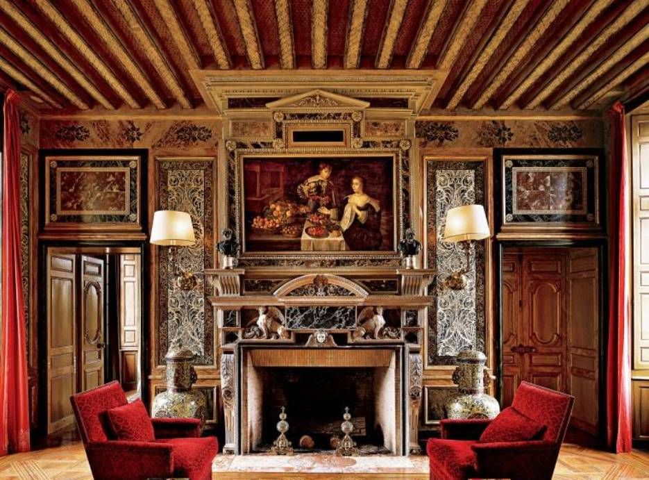 Home Design and Decor  Luxurious Renaissance Interior Style For