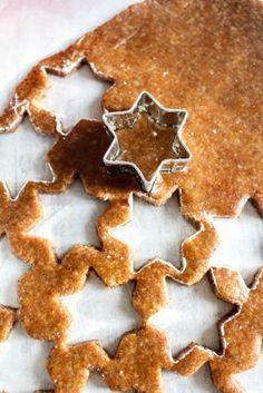 Gesunde Zimtsterne - Heavenlynn Healthy #cinnamonsugarcookies