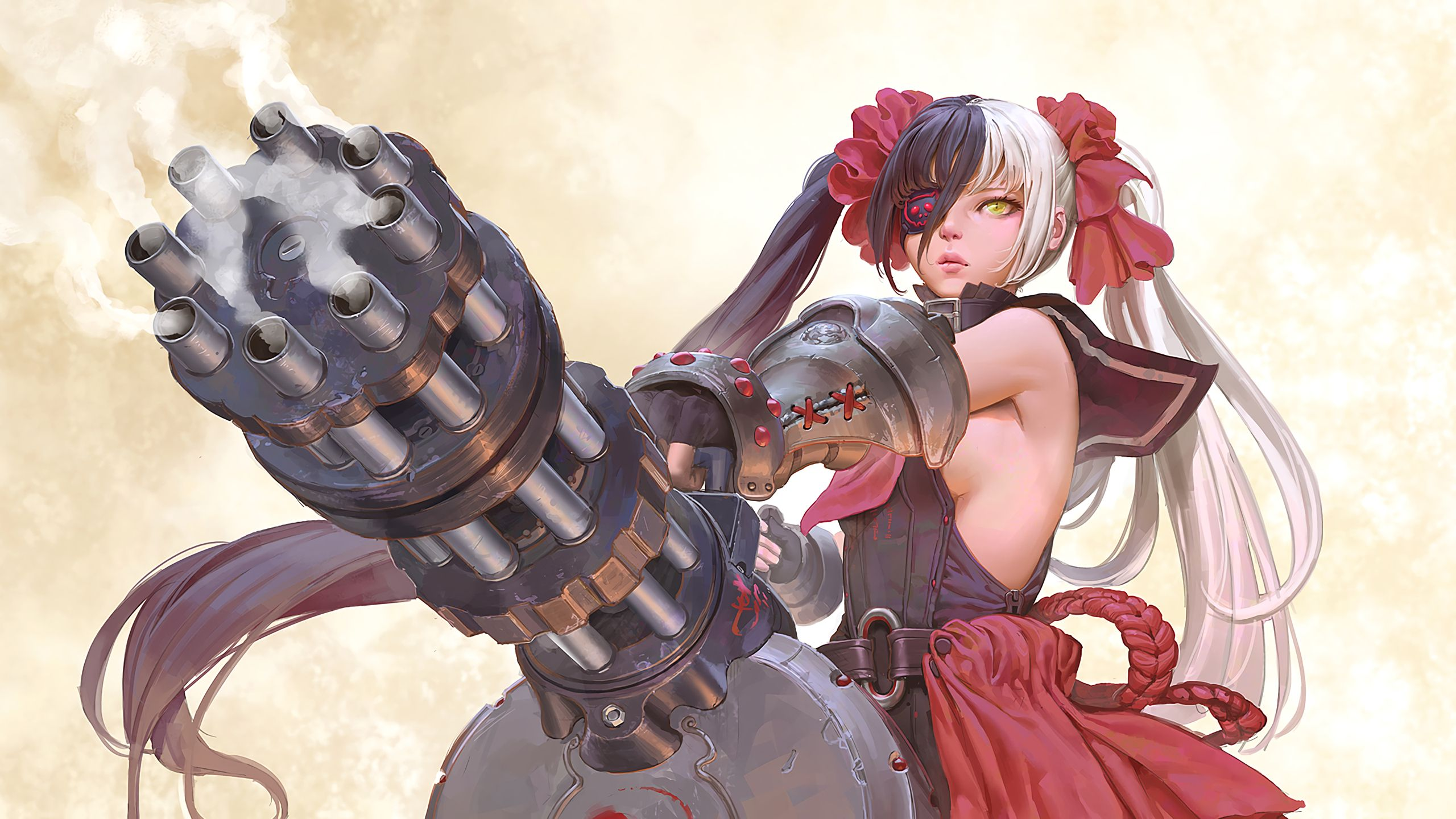 View Download Comment And Rate This 2560x1440 Blade Soul