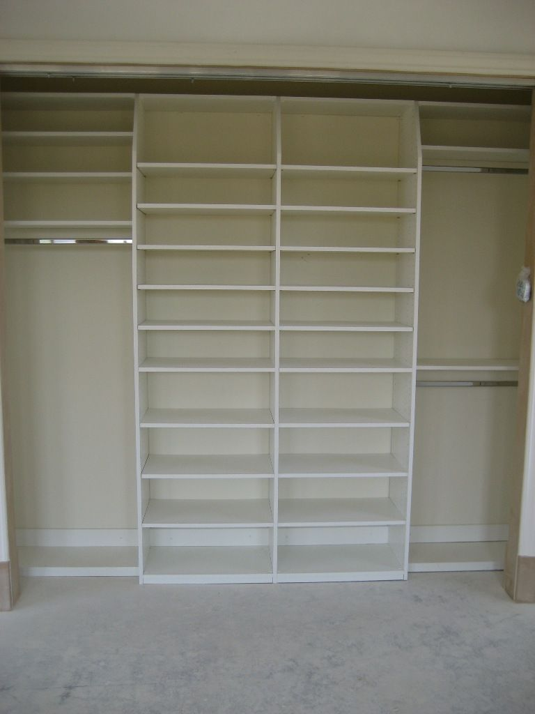 Attrayant Reach In Closets   House Of Closets Reach In Closet Save Space Hanging ,  Storage, Organization, Functional, Expert Closets , Cape Cod, Affordable ,  Stylish ...