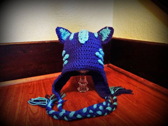 PJ Masks Catboy Crochet Hat by AccioHats on Etsy  ae78f391f07