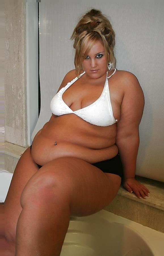 mega sized women naked