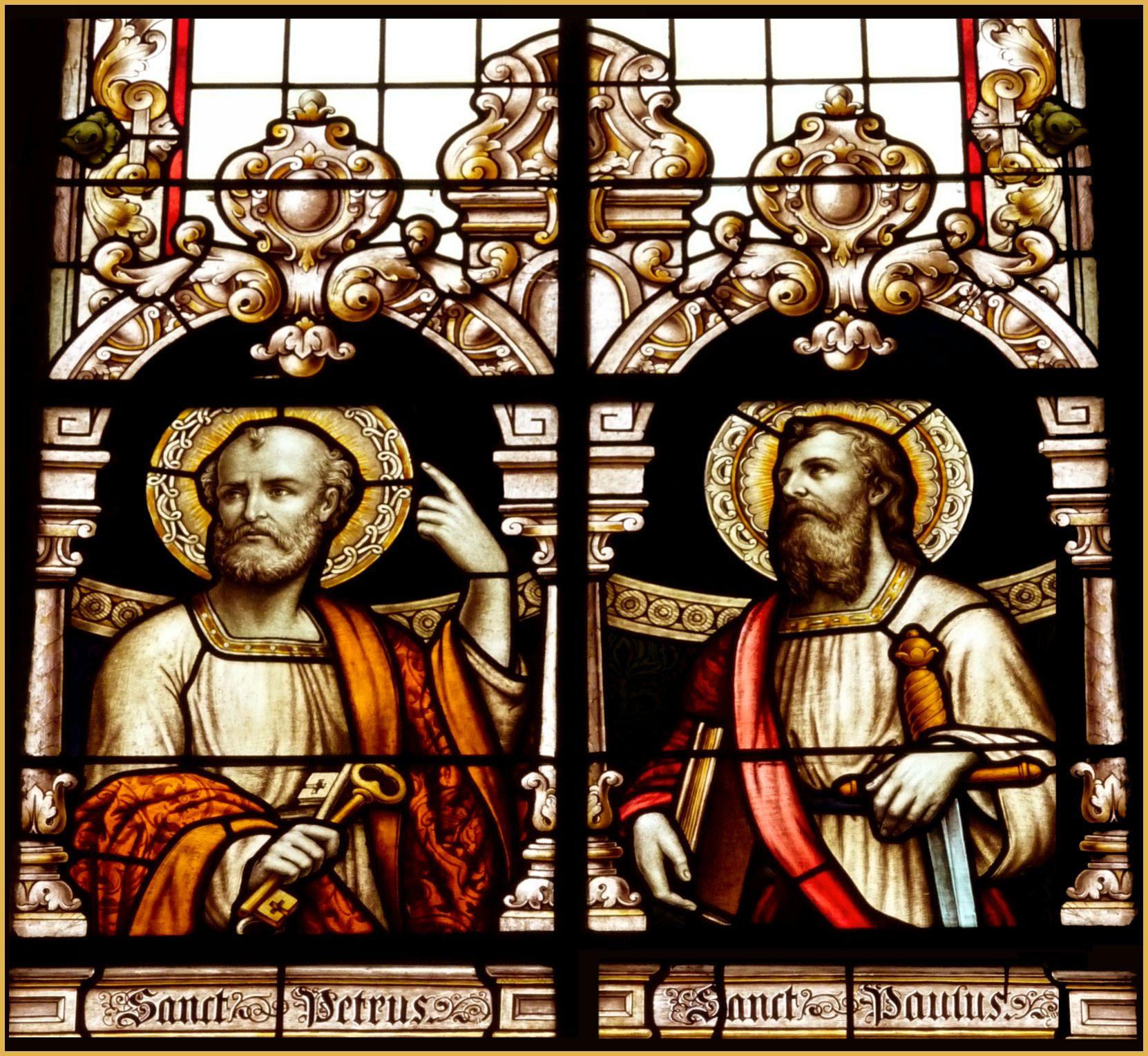 Saint Peter & Saint Paul Jun. 29 is a national holiday