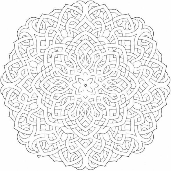 Free Celtic Mandala Coloring Pages Coloring Book Pages Viking