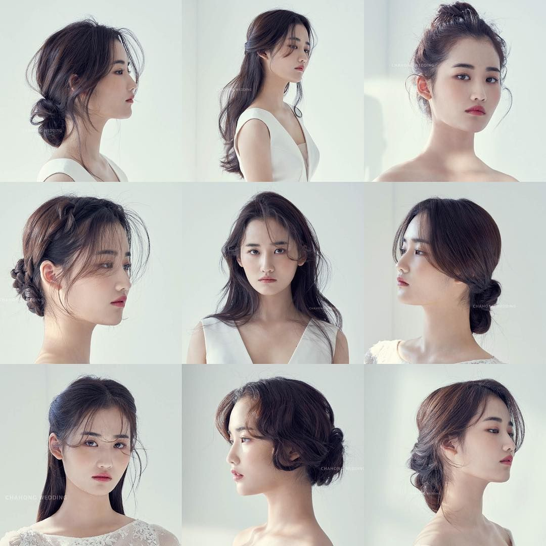 誰でも必ずできる 驚くほど簡単で 美人度up間違いなし 韓国の美容師