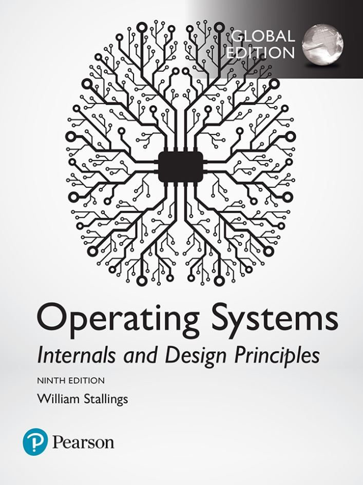 Operating Systems 9th 9e Global William Stallings Pdf Tetxbook