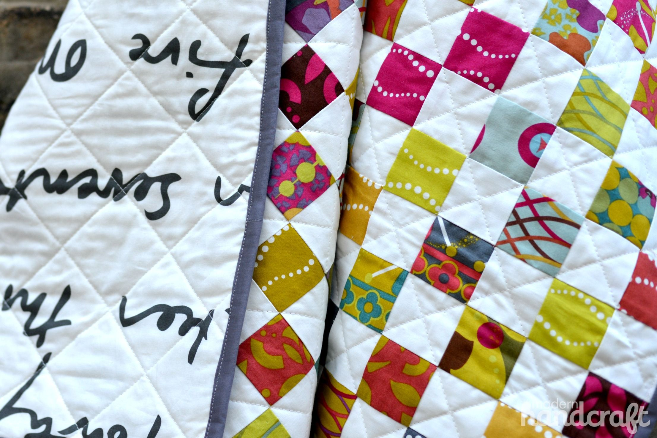 Penny Stamps Quilt