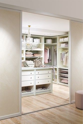 Awesome Walk In Closet Remodel