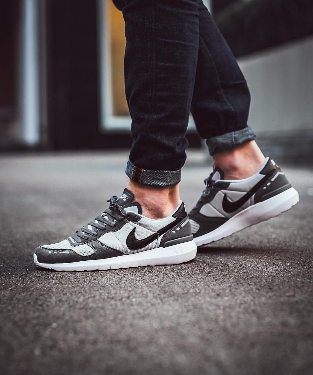 online store 9cc20 f89d5 just in 🔘 Nike Air Vortex  17 - Wolf Grey Black-Dark Grey-White available  in-store and online  titoloshop Berne   Zurich ⬆ link in bio.