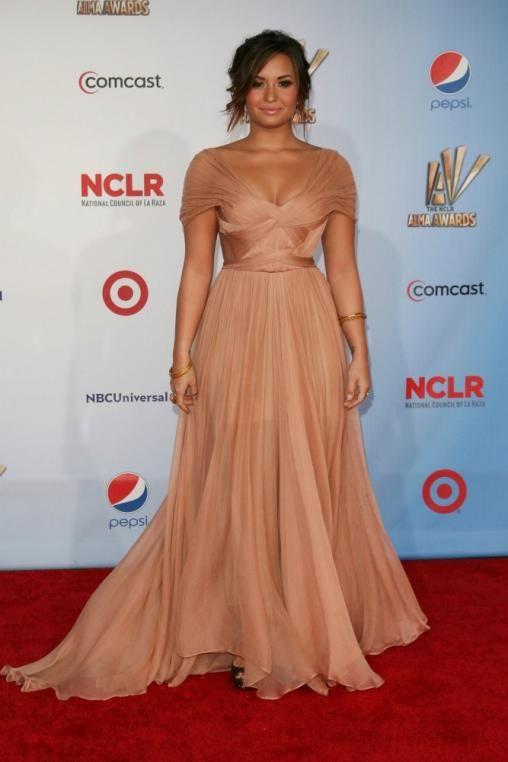 Demi-Lovato-Nude-Off gown: $114 BM x4 | Demi Lovato | Pinterest ...