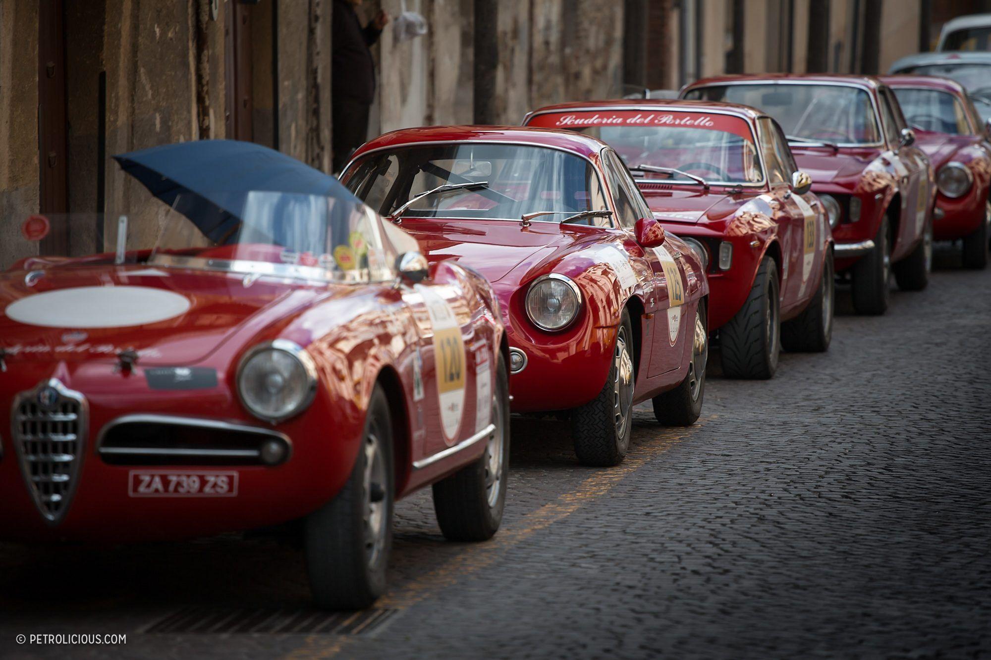 Alfa Romeo Is Keeping The History The Targa Florio Alive