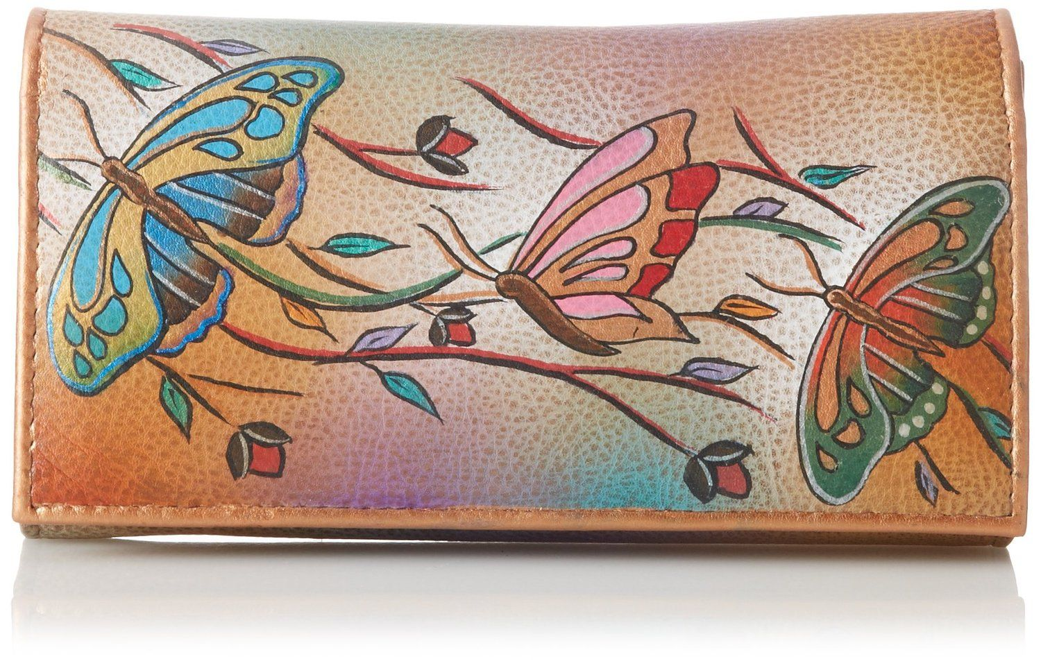 Anuschka 1043 Wallet -- Tried it! Love it! Click the image. : Best Travel accessories for women