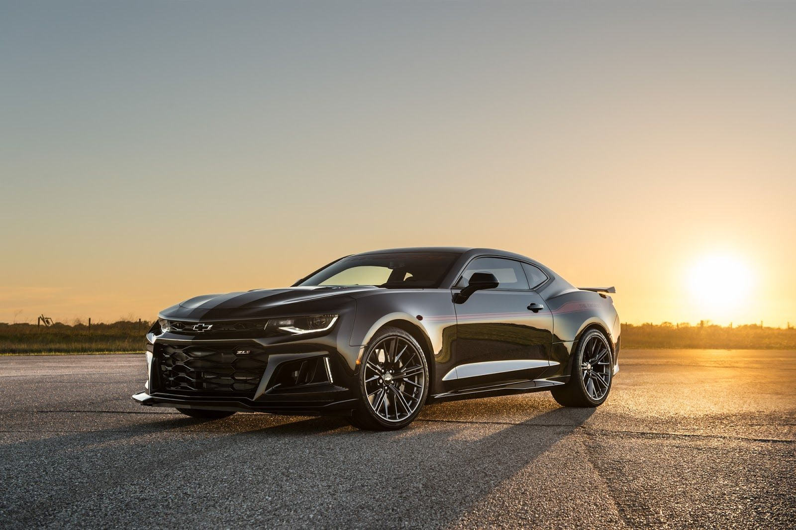 The Exorcist Is Hennessey S 1 000 Hp Zl1 Rival To The Challenger