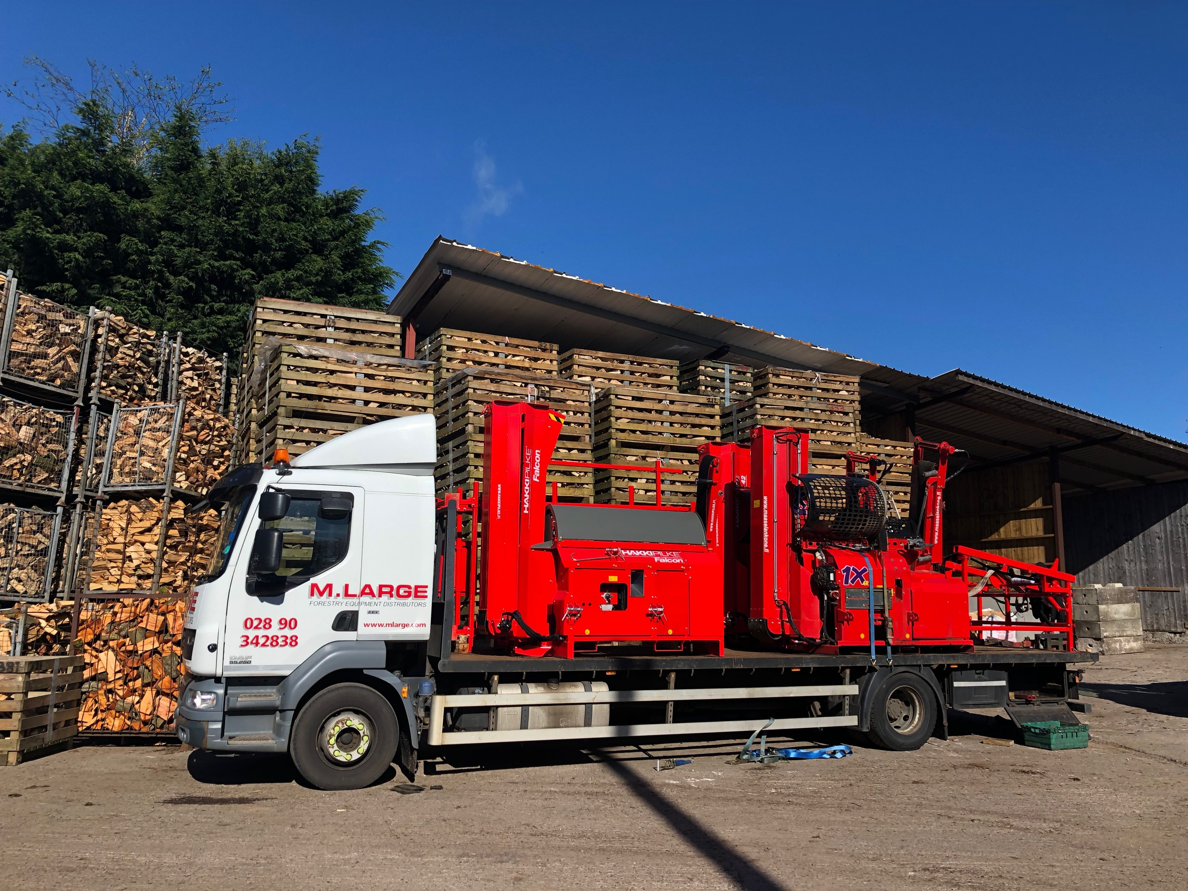 M Large Forestry Equipment - Suppliers of affordable