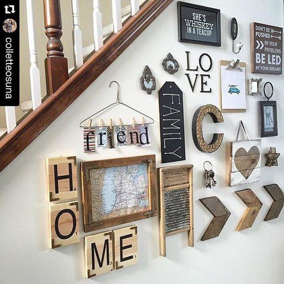 Wenn Sie Ihr Haus Oder Ihre Wohnung Etwas Heimeliger Machen Wollen, Ist Es  Wichtig Die Leeren Wände Zu Schmücken. Sie Können Dafür Fotos Benutzen Aber  Auch ...