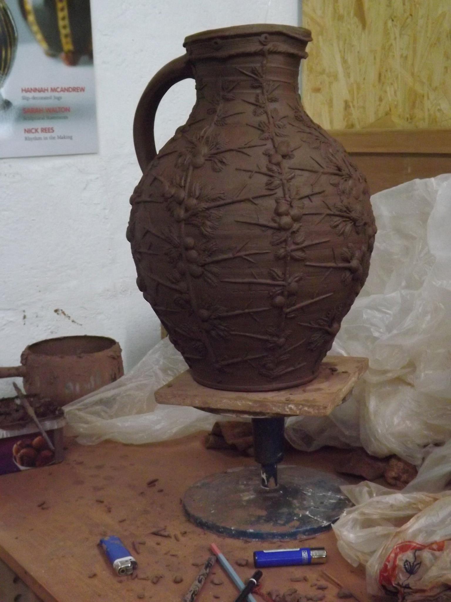 Fitch & McAndrew, Slipware Potters