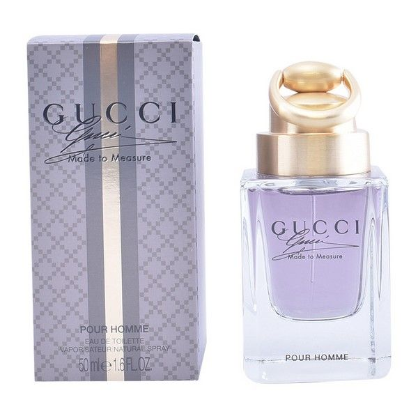 Perfume Hombre Made To Measure Pour Homme Gucci Edt 50 Ml 6242