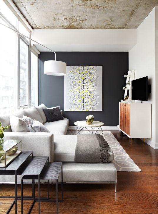 Chegar chegando | wnętrza | Pinterest | Living rooms, Room and Interiors
