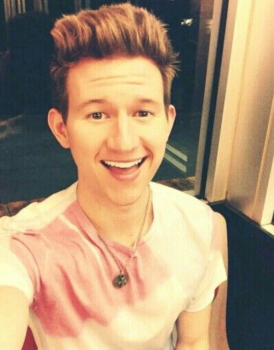 Ricky Dillon! Go and watch his videos, he's the funniest person ever!:D