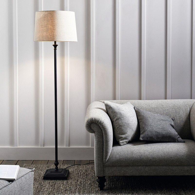 Cowley Floor Lamp Lighting The White Company Floor