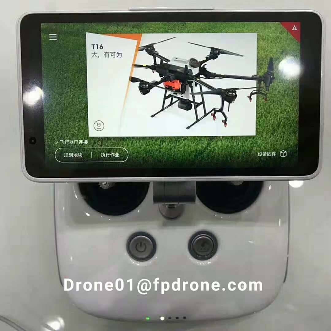 New Agriculture Drone T16 Now Agricultural Machinery Improves Our Working Efficiency And Saves Our Time It Will Be Use Agriculture Drone Drone Drone Camera