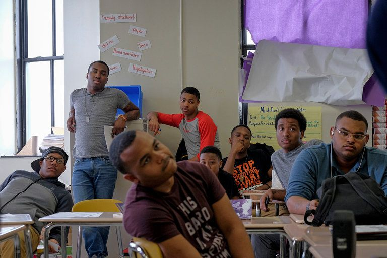 Schools are failing black male students, and it's not