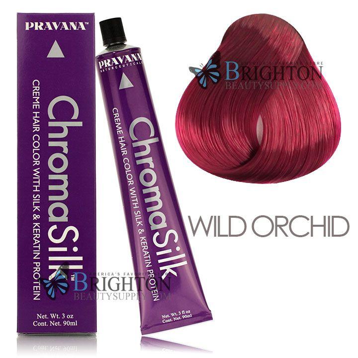 Pravana Demi Permanent Hair Color Chart Makeupsite