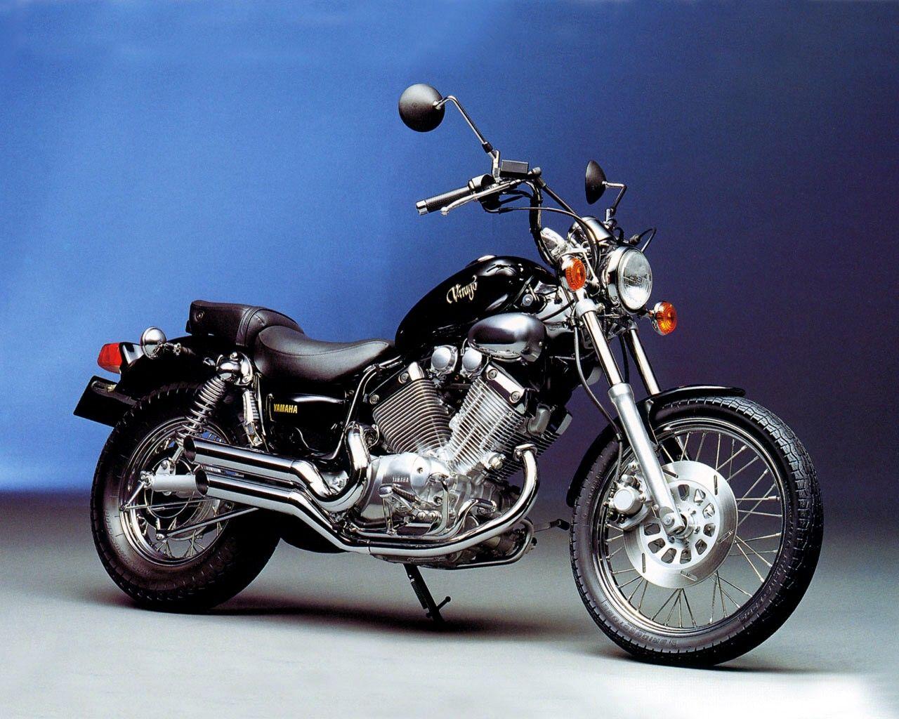 Yamaha Virago XV 535